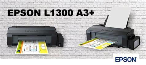 Printer A3 Di Surabaya jual printer epson l1300 surabaya komputer