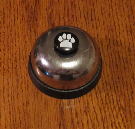how to potty a puppy with a bell tips for quot potty bell quot dogster yoshi