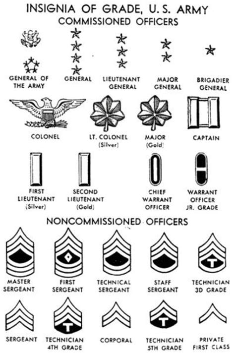united states army officer rank insignia in use today us dod pay u s army insignia of grade us army commissioned officers