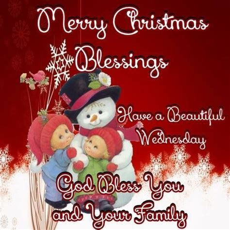 merry christmas wednesday blessings pictures   images  facebook tumblr pinterest