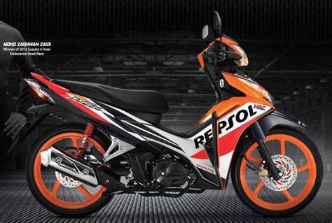 Striping Honda Blade 2024 striping baru honda blade repsol blade 125 fi kah roda 2 makassarroda 2 makassar