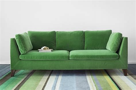 green sofa stockholm and on