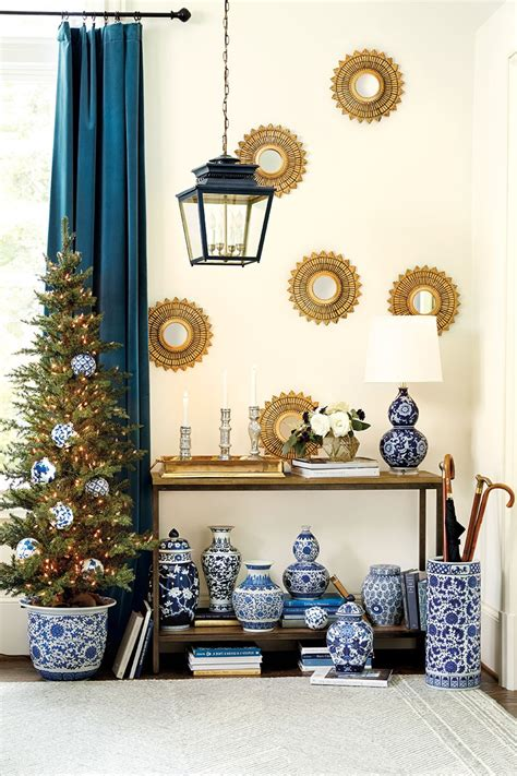 Decorating With Blue And White by We Re Into A Blue And White How To Decorate