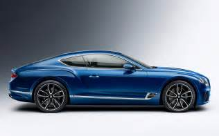 Bentley Exclusive Price 2018 Bentley Continental Gt Revealed Picture Gallery