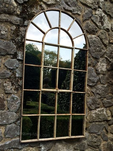 Antique Garden Arch Uk Antiques Atlas Garden Arch Window Mirror