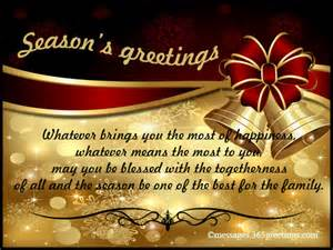 Seasons greetings messages messages greetings and wishes