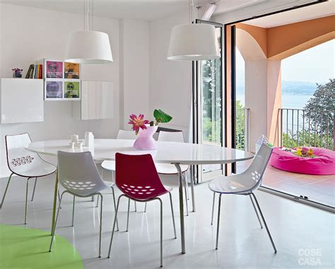ikea sedie colorate sedie cucina colorate arredare con le sedie colorate ecco