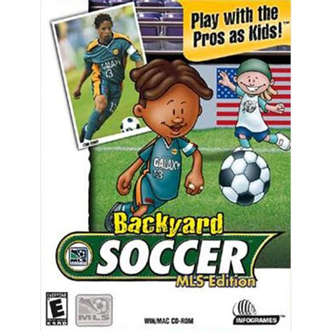Backyard Soccer Pc by Backyard Soccer Mls Edition Macintosh Ign