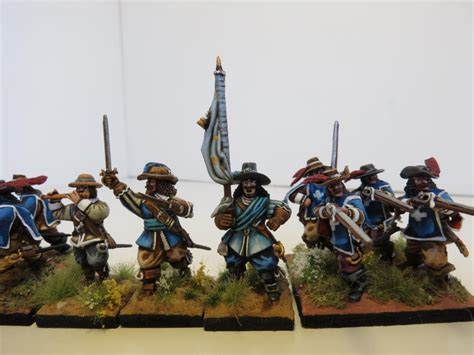 28mm warlord games conversions french musketeers king