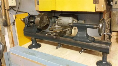 bench lathes unknown vintage precision bench lathe can anyone id it