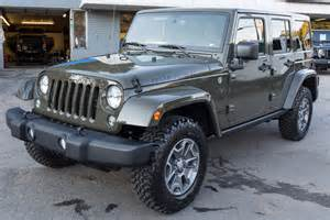 Tank Jeep 2015 Stock Jeep Wrangler Rubicon Unlimited Tank