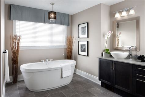 same paint colour here - Houzz Bathroom Paint Colors