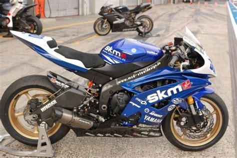 Motorrad Upside Down Gabel Umbau by Yamaha R6 Skm Modellnews