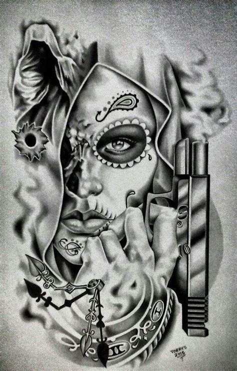 tattoo chicano pinterest 1000 ideas about chicano tattoos on pinterest chicano art