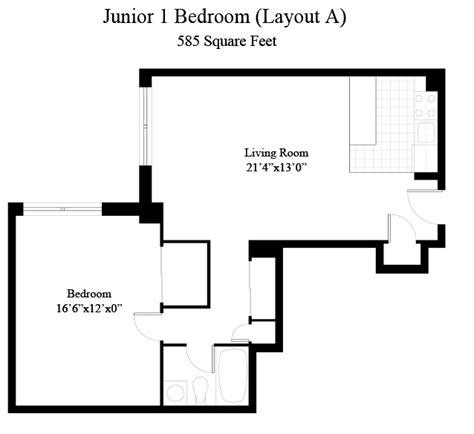 jr one bedroom definition floorplans park heights apartments philadelphia pa