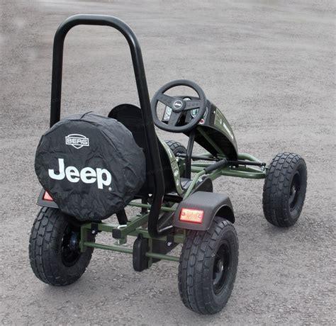Jeep Go Kart Berg Jeep Pedal Go Kart Cars Toys Go
