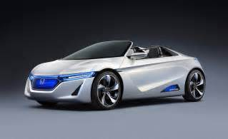 Honda Sportscar Car And Driver