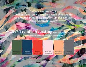 pantone color trends 2017 ss2017 trend forecasting on pantone canvas gallery