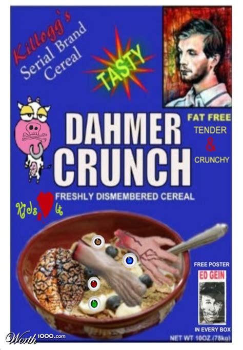 serial killer us box unsuccessful breakfast cereals 2 worth1000 contests