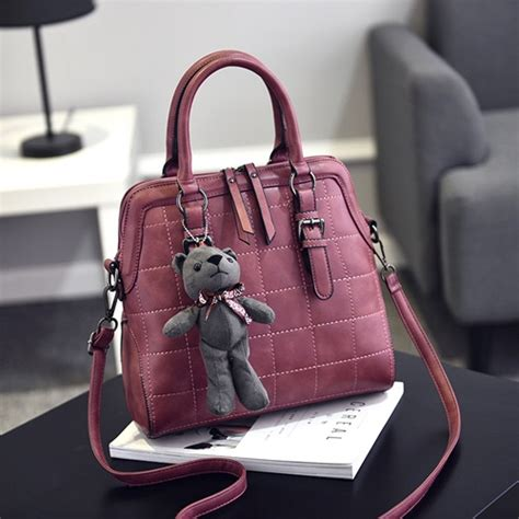 Cs 3362 3in1 Tas Import Tas Fashion Tas Korea Tas Batam Tas Murah jual b1501 darkpink tas fashion cantik import