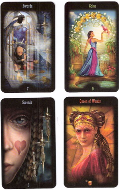 the legacy of the legacy of the divine tarot september 2009