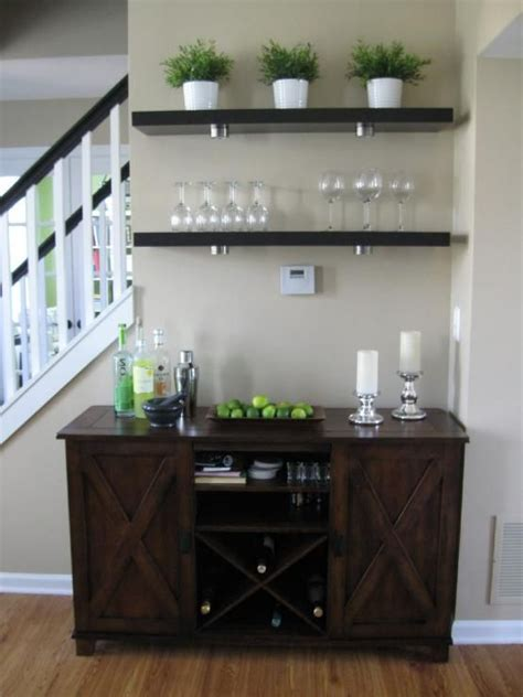 living room corner bar corner buffet cabinet dining room woodworking projects
