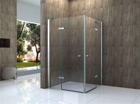 dusche ohne duschtasse canto 120 x 120 cm glas dusche duschkabine duschwand