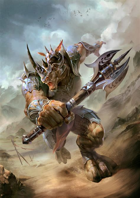 concept art fantasy illustrations photoshopcoolvibe digital art rhino by yuchenghong deviantart com on deviantart