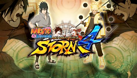Ps4 Shippuden Ultimate Ninja4 Road To Boroto Reg 3 shippuden ultimate 4 road to boruto gameplay trailer