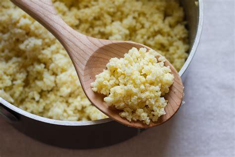 millet cuisine millet recipes nutritional information for gluten free
