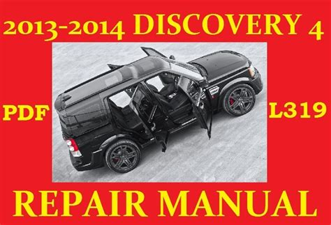 free download parts manuals 2003 land rover discovery on board diagnostic system 2013 2014 lr4 land rover discovery 4 l319 workshop ser