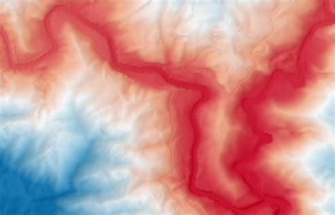 qgis hydrology tutorial working with elevation data in qgis geogeek