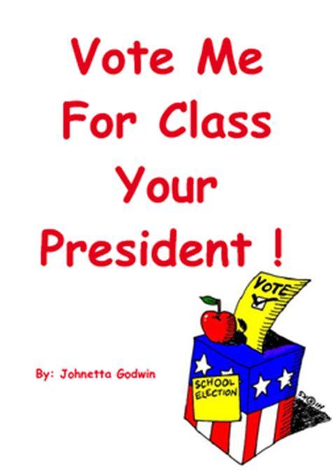 vote me for class president book 231089 bookemon