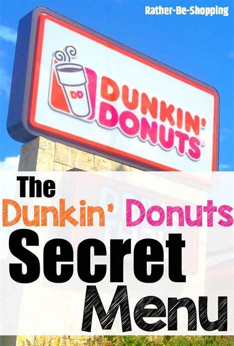 dunkin donuts light menu best 25 dunkin donuts ideas on dunkin donat