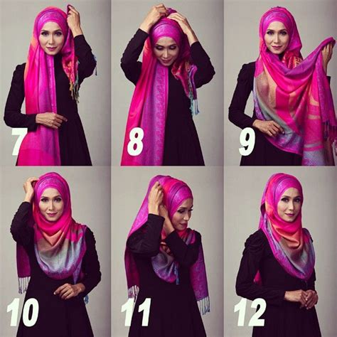 hijab tutorial hijabi pinterest tutorials hijabs and abayas 10684188 561667763933443 1294567616 n hijab style