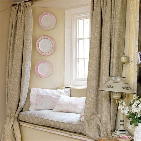 window seat curtains frame a window seat dress and decorate country windows