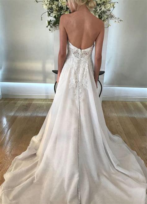 wedding dress curtains classic kelly faetanini wedding dresses with a modern