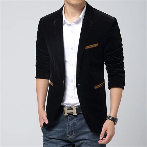 Blazer Casual 2015 New Arrival S Casual Blazers Stylish Slim