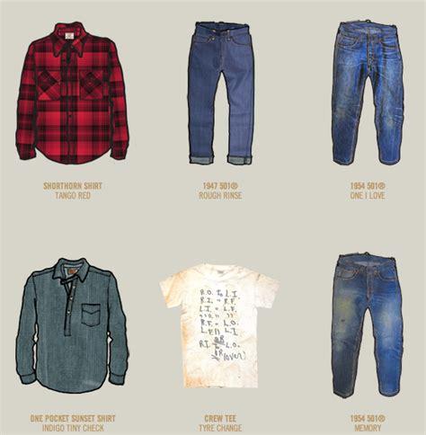 image gallery levi clothing