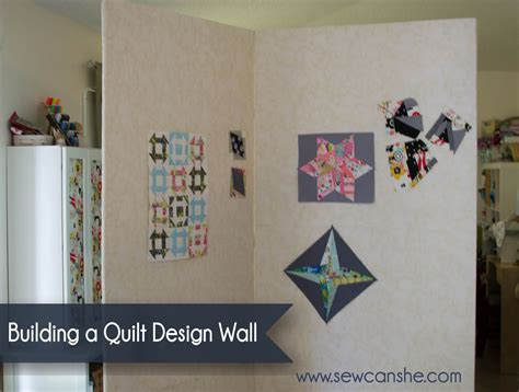 Quilting Wall Board by Building A Quilt Design Wall Sewcanshe Free Daily