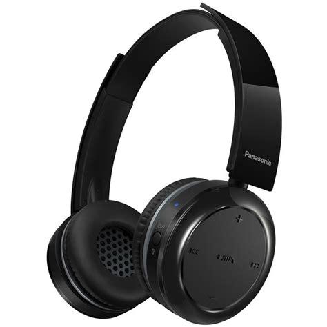Headset Bluetooth Panasonic panasonic rp btd5 k bluetooth on ear headphones rp btd5 k b h