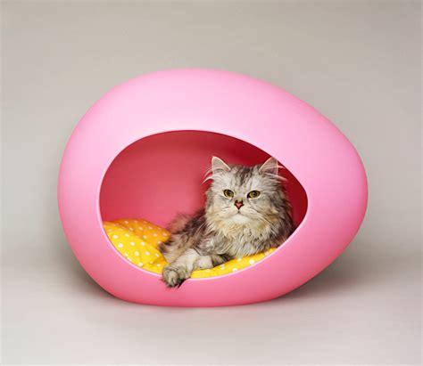 cat pods modern cat furniture the pei pod