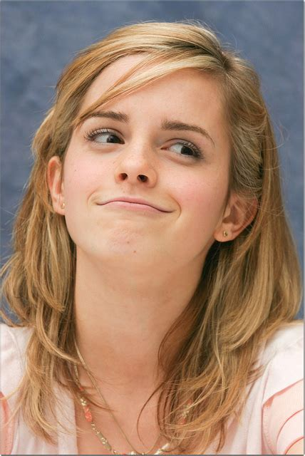 emma watson funny emma watson pulling a funny face flickr photo sharing