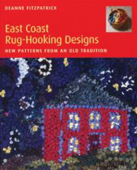 rug hooking books east coast rug hooking designs rug book halcyon yarn