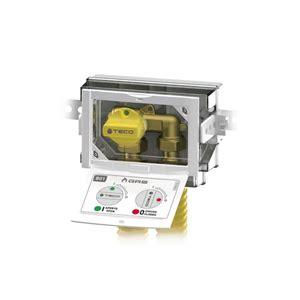 rubinetto gas incasso articolo k201bc10100 k2 1 rubinetto d arresto per gas