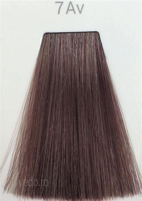 Matrix Brown Violet Level 7 90 Ml vedo ro cosmetice profesionale accesorii vopsea matrix socolor 7av blond mediu cenusiu