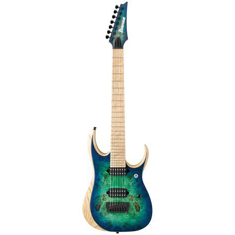Gitar Ibanez Rg 320 7 ibanez iron label rgdix7mpb sbb 171 electric guitar