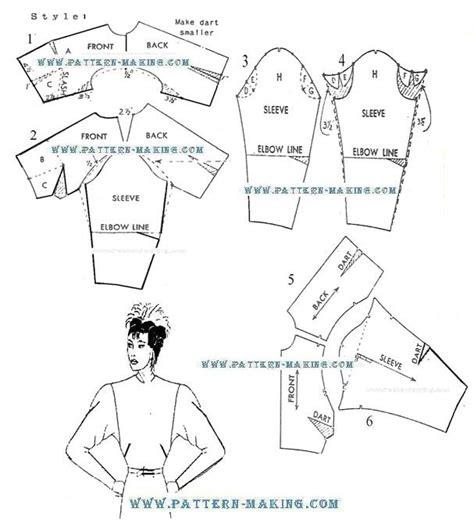 pattern making kimono sleeve pics for gt kimono sleeve pattern