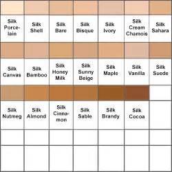 clinique even better makeup color chart clinique superbalanced silk makeup spf 15 boscov s