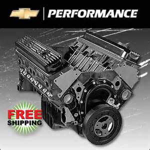 chevrolet performance 12530282 5 7l 350 cid crate engine